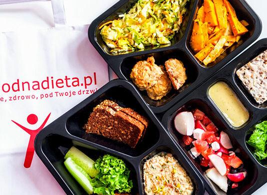 Zdrowa dieta pudełkowa