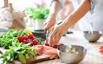 Włoski catering z dowozem