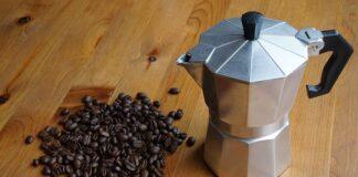 kawiarka, kafeterka, kawiarka stalowa czy aluminiowa