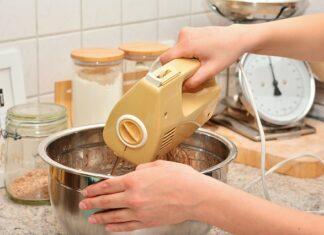 mikser kuchenny ręczny