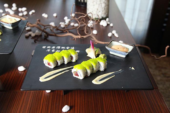 sushi kraków